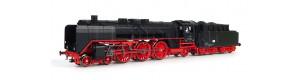 Parní lokomotiva řady 01, DR, III. epocha, TT, Tillig 02138
