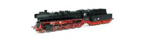 Parní lokomotiva řady 50.40, DR, III. epocha, TT, Tillig 03030