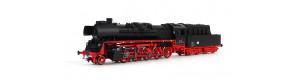 Parní lokomotiva řady 50.40, DR, III. epocha, TT, Tillig 03032