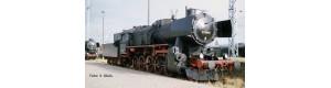 Parní lokomotiva 52 6666, muzejní s popisem DR, hotový model, digital, Workshop 2022, TT, Tillig TT Club 2022, Tillig 502393