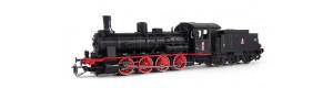 Parní lokomotiva řady Tp1, PKP, analogová verze, III. epocha, TT, Piko 47105