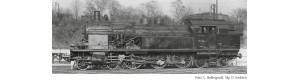 """Parní lokomotiva řady 78.0, """"Ruhr-Schnellverkehr"""", DRG, II. epocha, TT, jednorázová série, Tillig 04203 E"""