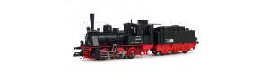 Parní lokomotiva 89.6009, DR, DCC, III. epocha, TT, Tillig 04230