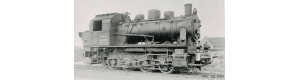 Parní lokomotiva 92 2602, DRG, II. epocha, H0, Tillig 72012
