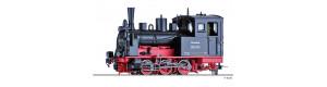 Úzkorozchodná parní lokomotiva 99 5704, DR, III. epocha, H0m, Tillig 02914
