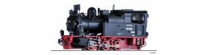 Úzkorozchodná parní lokomotiva 99 6101, HSB, V. epocha, H0m, Tillig 02922