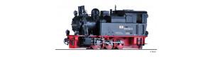 Úzkorozchodná parní lokomotiva 99 6102-0, DR, IV. epocha, H0m, Tillig 02923