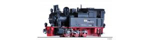 Úzkorozchodná parní lokomotiva 99 4102-2, DR, IV. epocha, H0e, Tillig 02973