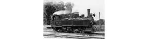 Úzkorozchodná parní lokomotiva č. 13, NWE, II. epocha, H0m, Tillig 05800
