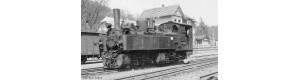 Úzkorozchodná parní lokomotiva 99 5905, DR, III. epocha, H0m, Tillig 05801