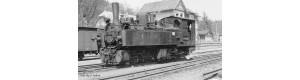 Úzkorozchodná parní lokomotiva 99 4905, DR, III. epocha, H0e, Tillig 05820