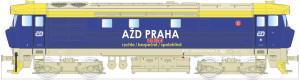 Motorová lokomotiva řady 749, AŽD Praha, V. epocha, TT, Kuehn 33420