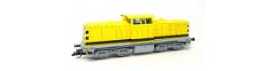 Motorová lokomotiva řady 111, START, TT, Tillig 04599