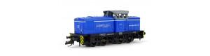 Motorová lokomotiva V 60 08, EGP, VI. epocha, TT, DOPRODEJ, Tillig 96160