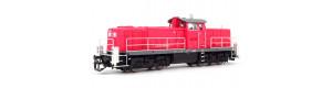 Motorová lokomotiva řady 294, DB AG, VL. epocha, TT, PIKO 47266