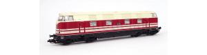 Motorová lokomotiva řady V 180, DR, III. epocha, TT, Tillig 02675