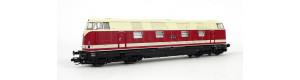 Motorová lokomotiva řady 118, DR, IV. epocha, TT, Tillig 02676