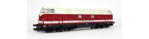 Motorová lokomotiva řady 118, VEB Chemischen Werke Buna, IV. epocha, TT, Tillig 02697