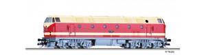 "Motorová lokomotiva 119 199-8 ""Museumslok"", Thüringer Eisenbahnverein e.V., VI. epocha, TT, model Galerie Tillig 2021, Tillig 502120"