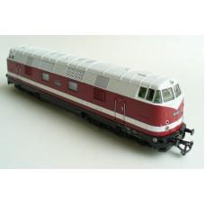 Motorová lokomotiva řady 118, DR, šestinápravová, IV. epocha, TT, Piko 47290