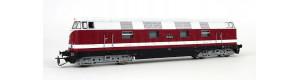 Motorová lokomotiva řady 118, DR, čtyřnápravová, IV. epocha, TT, Piko 47280-5