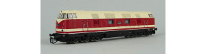 Motorová lokomotiva řady V180,  DR, šestinápravová, III. epocha, TT, Piko 47291-3