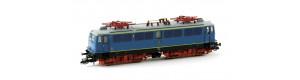 Elektrická lokomotiva řady 242, DR, 4 dvojité větrací mřížky, lipská S-Bahn, IV. epocha, TT, Kuehn 31732