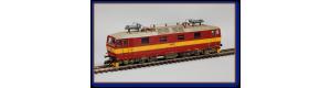Elektrická lokomotiva 372, ČD, V. epocha, N, Kuehn 95012