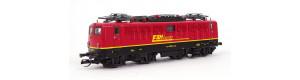 Elektrická lokomotiva řady 140, EBM Cargo, VI. epocha, TT, Tillig 04393