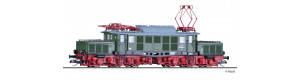 Elektrická lokomotiva 254 052-4, Leipziger Eisenbahn-Gesellschaft mbH, VI. epocha, TT, Tillig 04419