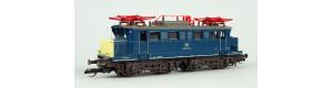 Elektrická lokomotiva řady 144, DB, IV. epocha, TT, Tillig 04428