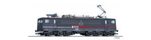 Elektrická lokomotiva 155 007-8 Erfurter Bahnservice GmbH, VI. epocha, TT, Tillig 04325
