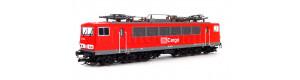 Elektrická lokomotiva řady 155, DB Cargo, V. epocha, TT, Tillig 04332