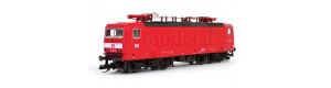 Elektrická lokomotiva 143 161-8, DR, V. epocha, TT, Tillig 04344
