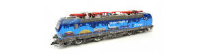 Elektrická lokomotiva řady 383 006 Vectron, ČD Cargo, VI. epocha, TT, Tillig 04823