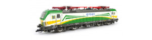 Elektrická lokomotiva řady 471 Vectron, GYSEV, VI. epocha, TT, Tillig 04827