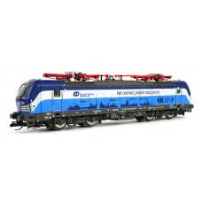 Elektrická lokomotiva řady 193 Vectron, ELL/ČD, VI. epocha, TT, Tillig 04829
