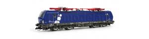Elektrická lokomotiva 193 846 Vectron, mgw Service GmbH & Co. KG, VI. epocha, TT, Tillig 04830