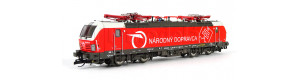 Elektrická lokomotiva řady 383, S Rail Lease / ZSSK, VI. epocha, TT, Tillig 04833