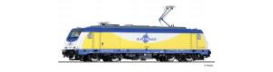 Elektrická lokomotiva řady 146, metronom, VI. epocha, TT, Tillig 04923