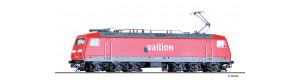"Elektrická lokomotiva 156 003-6 ""Railion"", DB AG, V. epocha, TT, Tillig 04994"