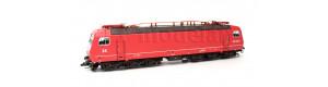 Elektrická lokomotiva 252 003-9, DR, IV. epocha, TT, Tillig 04995