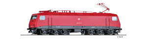Elektrická lokomotiva 156 001-0, DR, V. epocha, TT, Tillig 04997