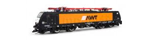 Elektrická lokomotiva řady 189 MRCE / AWT, VI. epocha, TT, Tillig 04471