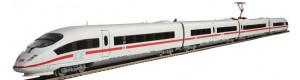 Elektrická jednotka ICE3, DB AG, V. epocha, TT, Piko 47007