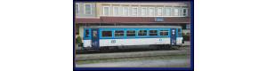 Motorový vůz řady 810, ČD, Najbrt, V. epocha, TT, Kuehn 33710