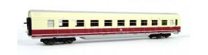 Vložený vůz pro jednotku BR 175, DCC, TT, IV. epocha, Kres 18141D