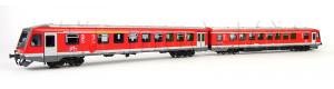 Motorová jednotka řady 628.4, DB AG, DCC, V. epocha, TT, Kres 6284RD2