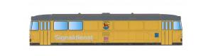 Motorový služební vůz 740 003-9, DBAG, DCC, V. epocha, TT, Kres 7403D