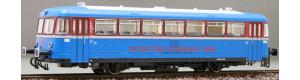 Motorový vůz VT 98, T3, Prignitzer Eisenbahn GmbH, DCC, V. epocha, TT, Kres 9804D
